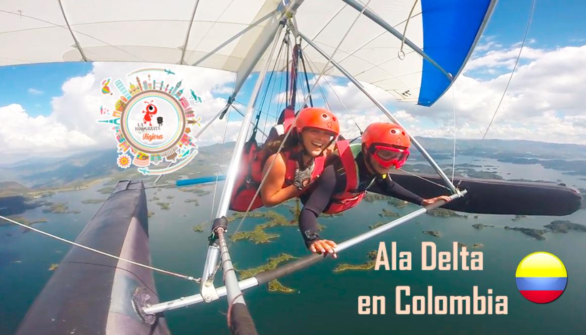 Ala Delta en Colombia Ant Viajera