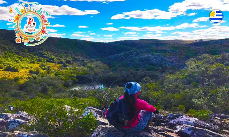 Quebrada de los Cuervos - Uruguay
