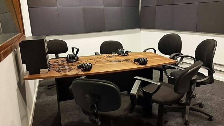 Sala Audio Visual II