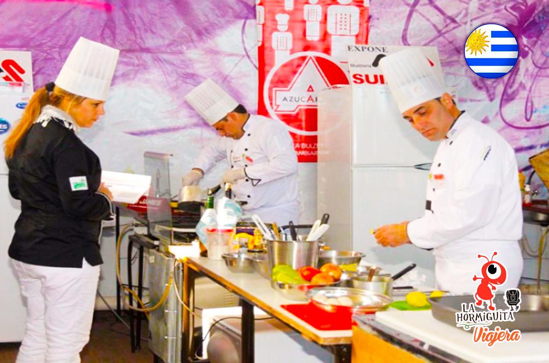 Evento Cocinarte  - Fuente: hotelesenpaysandu.com.uy
