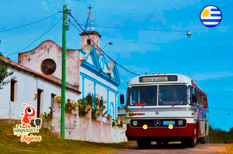 Pueblo Casa blanca - Fuente: http://www.descubriendouruguay.com