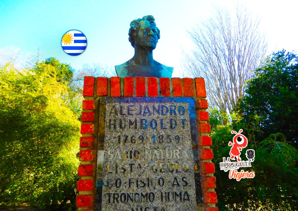 Alexander von Humboldt especialista en ciencias.